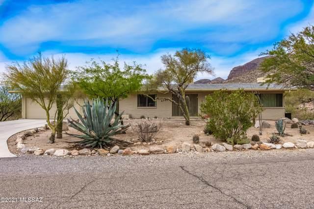 6721 N Pontatoc Road, Tucson, AZ 85718 (#22110613) :: Gateway Partners International