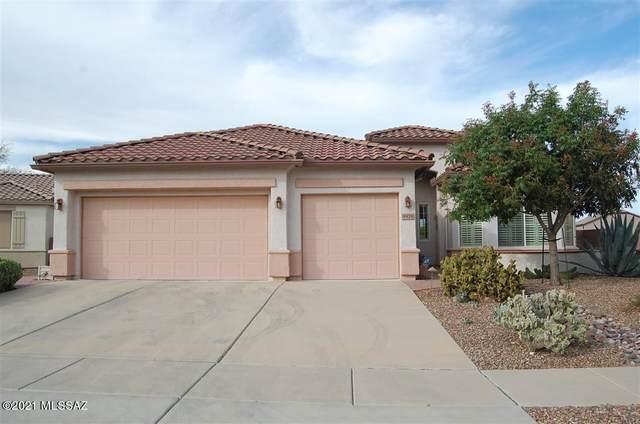 9978 N Scarlet Ranges Lane, Tucson, AZ 85743 (MLS #22110614) :: The Luna Team