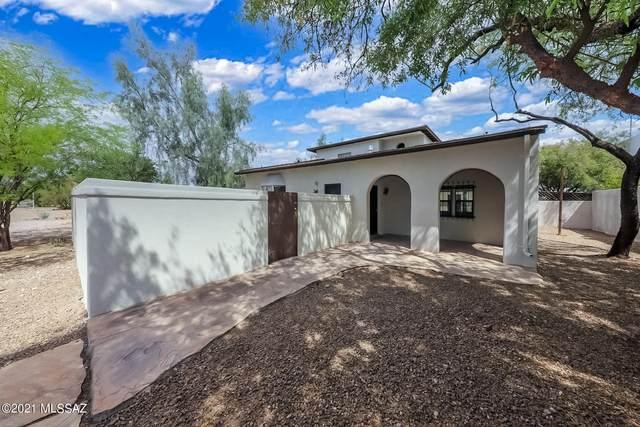 3031 E 4th Street, Tucson, AZ 85716 (#22110617) :: Tucson Real Estate Group