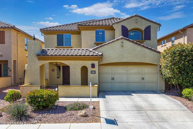 1257 W Montelupo Drive, Oro Valley, AZ 85755 (#22110621) :: Long Realty - The Vallee Gold Team