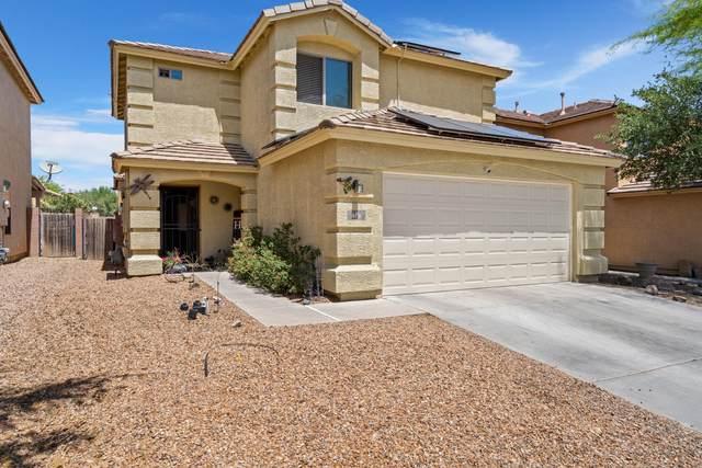 676 W Flaming Arrow Drive, Green Valley, AZ 85614 (#22110626) :: Gateway Realty International