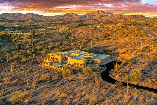 5830 N Abington Road, Tucson, AZ 85743 (#22110629) :: Long Realty - The Vallee Gold Team