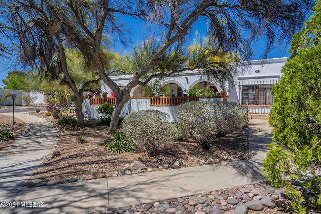 274 S Paseo Quinta B, Green Valley, AZ 85614 (#22110637) :: Long Realty - The Vallee Gold Team