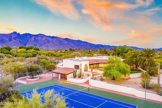 5055 N Calle La Vela, Tucson, AZ 85718 (#22110653) :: Long Realty Company