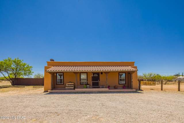 206 N Cherokee Trail, Benson, AZ 85602 (MLS #22110681) :: The Property Partners at eXp Realty