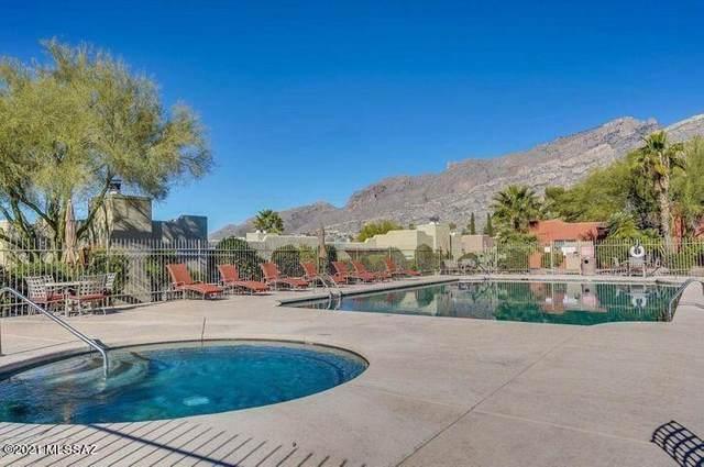 6255 N Camino Pimeria Alta #54, Tucson, AZ 85718 (#22110686) :: Tucson Property Executives