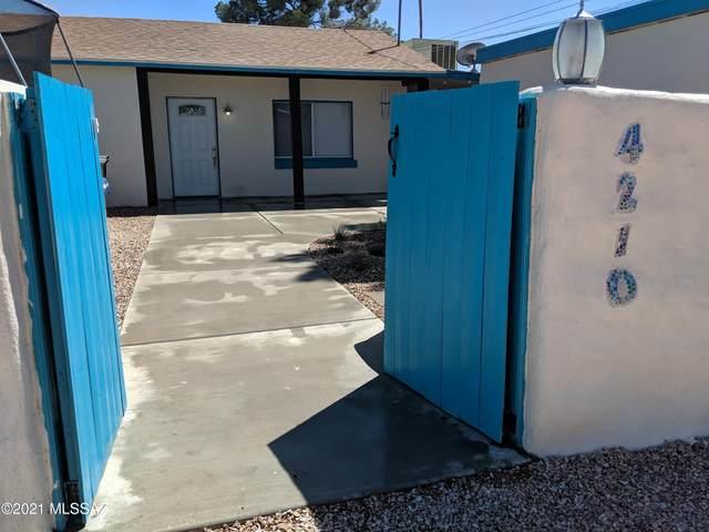 4210 E Santa Barbara Avenue, Tucson, AZ 85711 (#22110698) :: Tucson Real Estate Group