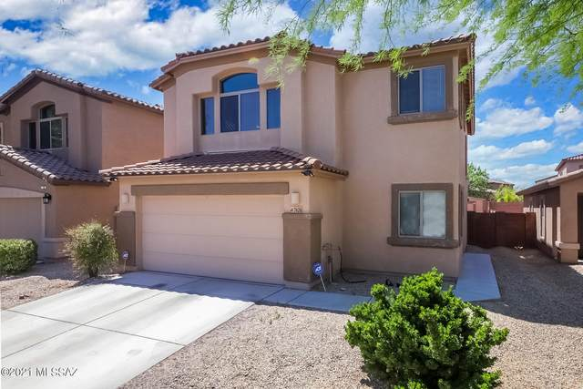 7626 E Fair Meadows Loop, Tucson, AZ 85756 (MLS #22110704) :: The Property Partners at eXp Realty
