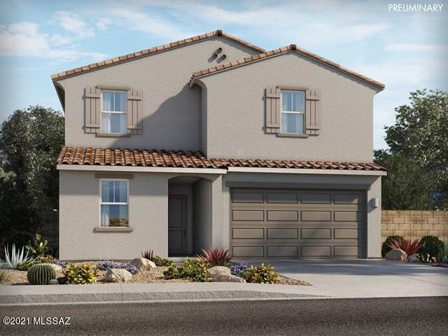 12724 N Watkins Avenue, Marana, AZ 85653 (#22110732) :: Keller Williams