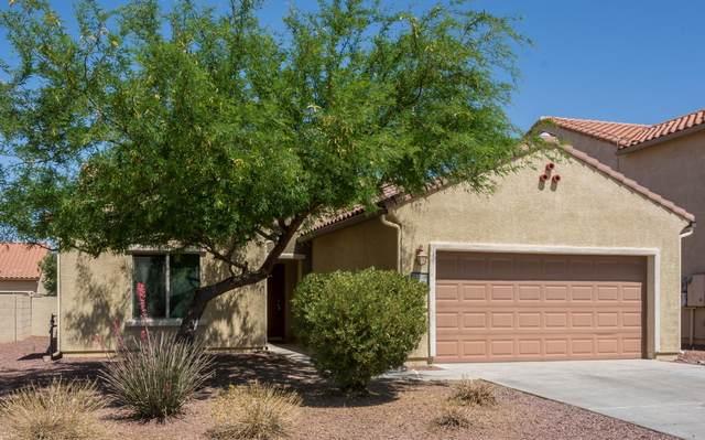 21322 E Volunteer Drive, Red Rock, AZ 85145 (#22110738) :: The Josh Berkley Team