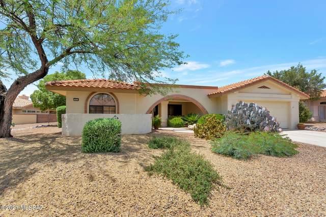 14235 N Fawnbrooke Drive, Oro Valley, AZ 85755 (#22110741) :: Tucson Property Executives