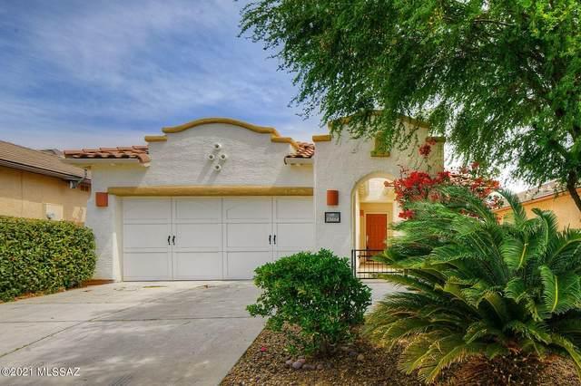 13464 N Atalaya Way, Tucson, AZ 85755 (#22110760) :: Long Realty - The Vallee Gold Team