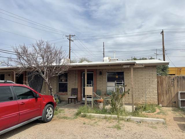 2175 S Winstel Avenue, Tucson, AZ 85713 (#22110768) :: AZ Power Team