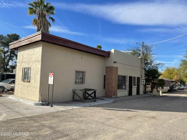 1468 W Miracle Mile, Tucson, AZ 85705 (#22110778) :: Tucson Property Executives