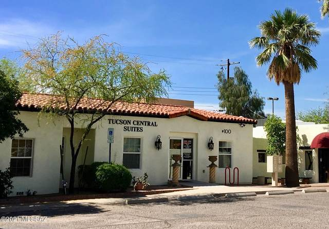 2230 E Speedway Boulevard, Tucson, AZ 85719 (#22110785) :: Tucson Property Executives