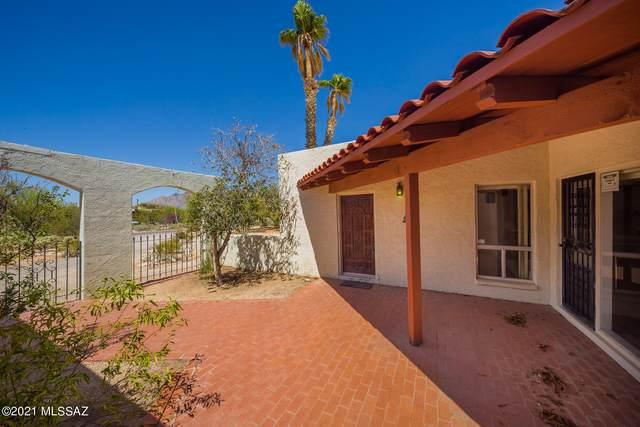 5210 N Via Condesa, Tucson, AZ 85718 (#22110792) :: Gateway Realty International