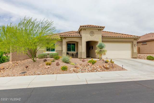 6664 W Tuckup Trail, Marana, AZ 85658 (#22110794) :: Long Realty - The Vallee Gold Team