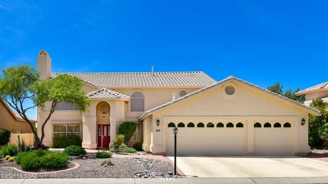 1973 W Desert Highlands Drive, Oro Valley, AZ 85737 (#22110810) :: AZ Power Team