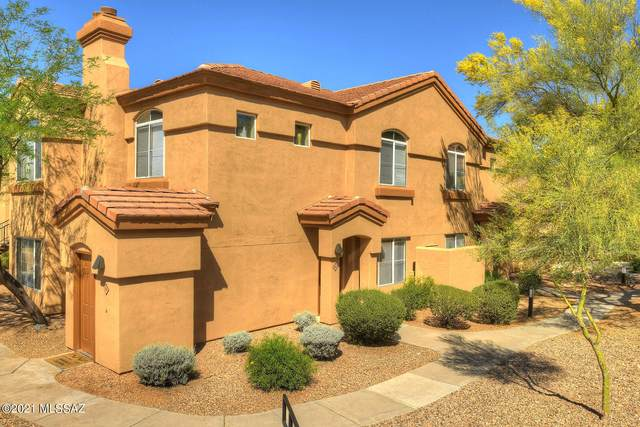 7050 E Sunrise Drive #8106, Tucson, AZ 85750 (#22110822) :: Long Realty - The Vallee Gold Team