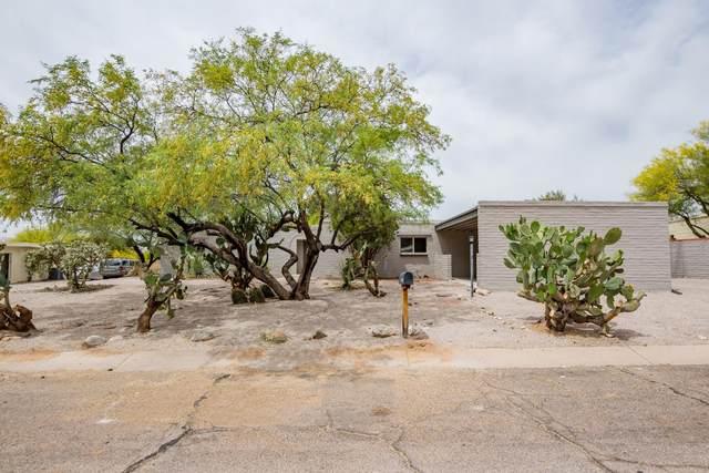 3411 N Calle De Beso, Tucson, AZ 85750 (#22110836) :: Gateway Realty International
