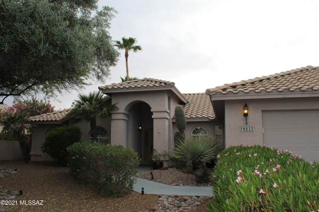 10817 N Glen Abbey Drive, Tucson, AZ 85737 (#22110874) :: Long Realty - The Vallee Gold Team