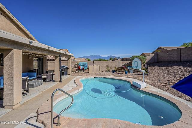 1621 N Rio Bonito, Green Valley, AZ 85614 (#22110886) :: Tucson Real Estate Group