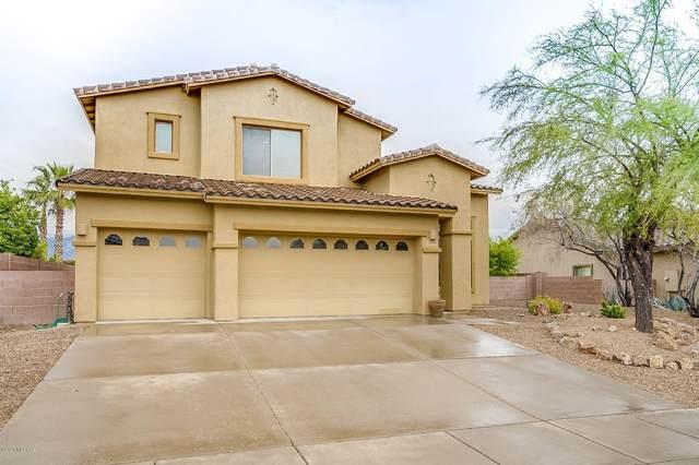 11688 N Sage Brook Road, Oro Valley, AZ 85737 (#22110891) :: AZ Power Team