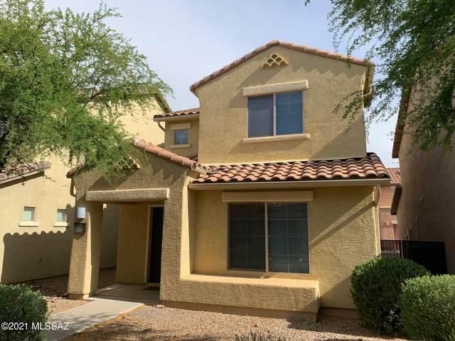 6028 S Sweet Birch Lane, Tucson, AZ 85747 (MLS #22110894) :: The Luna Team
