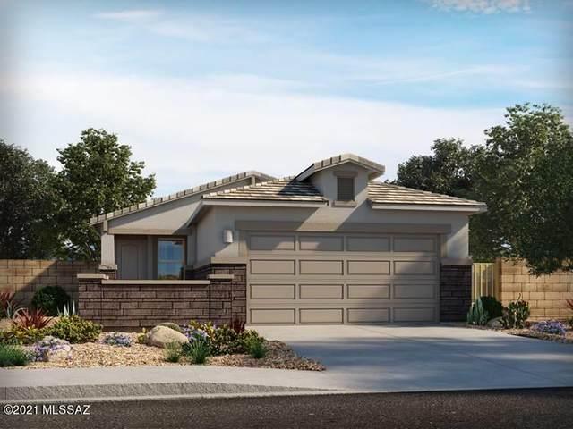 10632 W Dickerson Drive, Marana, AZ 85653 (#22110900) :: Keller Williams