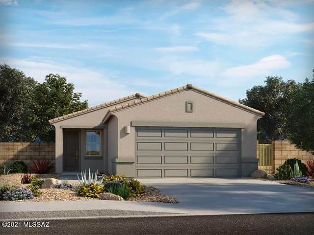 10662 W Dickerson Drive, Marana, AZ 85653 (#22110903) :: Keller Williams