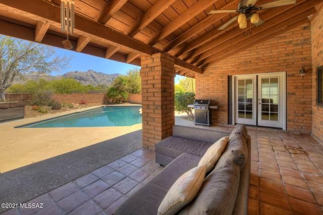 1601 E Paseo Pavon, Tucson, AZ 85718 (#22110913) :: Long Realty - The Vallee Gold Team
