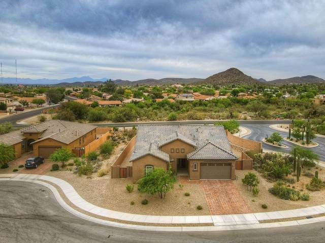 2663 W Starr Summit Court, Tucson, AZ 85745 (#22110920) :: Gateway Realty International