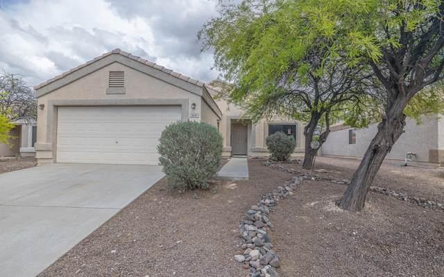 8349 S Via De Ronaldo, Tucson, AZ 85747 (#22110936) :: Long Realty Company