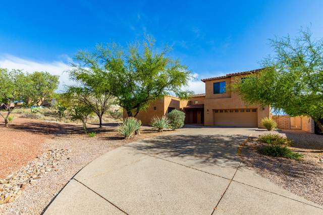 10565 S Sage Hills Court, Vail, AZ 85641 (#22110959) :: Long Realty - The Vallee Gold Team