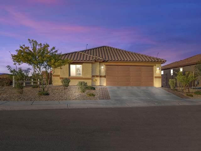 11504 W Boll Bloom Drive, Marana, AZ 85653 (#22110973) :: Tucson Real Estate Group