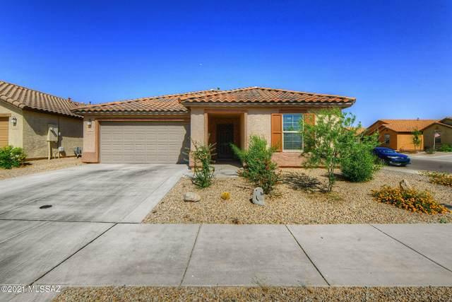 9036 N Thorny Preserve Loop, Tucson, AZ 85742 (#22110977) :: Long Realty - The Vallee Gold Team