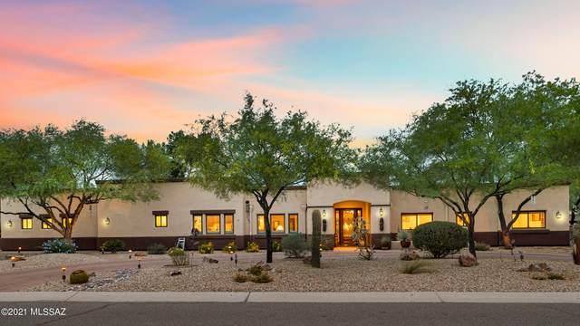 6113 E San Leandro Drive, Tucson, AZ 85715 (#22110984) :: Gateway Realty International