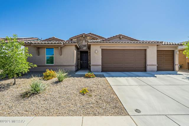 12590 N Blondin Drive, Marana, AZ 85653 (#22110990) :: The Josh Berkley Team