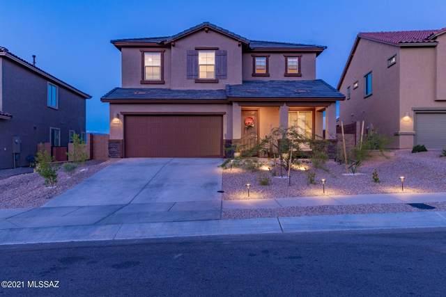 17347 S Ridgerunner Drive, Vail, AZ 85641 (#22110993) :: Gateway Realty International