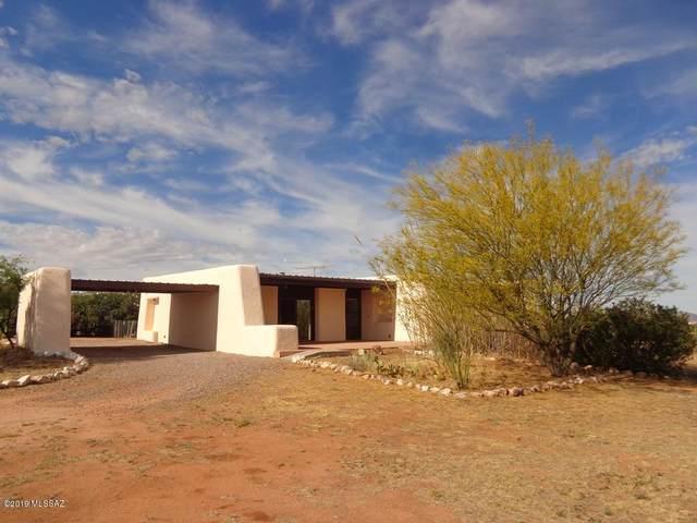 252 S Broken Arrow Lane, Benson, AZ 85602 (#22110999) :: Long Realty - The Vallee Gold Team