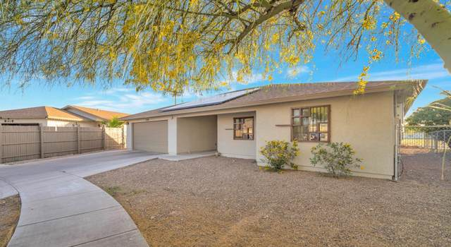 5386 S Fairland Park Lane, Tucson, AZ 85706 (#22111004) :: The Local Real Estate Group | Realty Executives