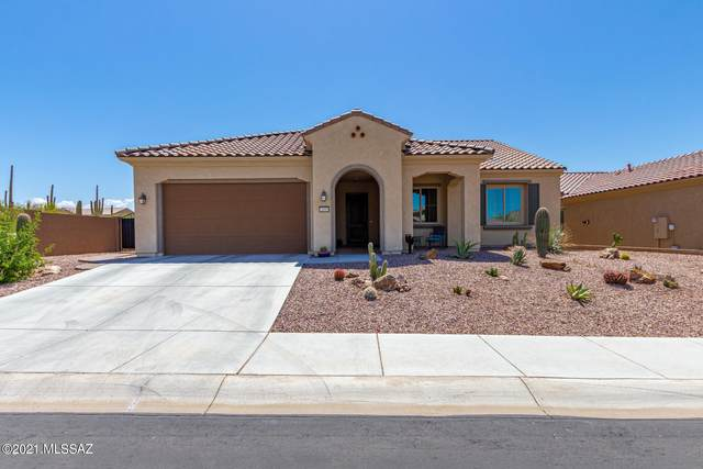 14008 N Bright Angel Trail, Marana, AZ 85658 (#22111010) :: Tucson Real Estate Group