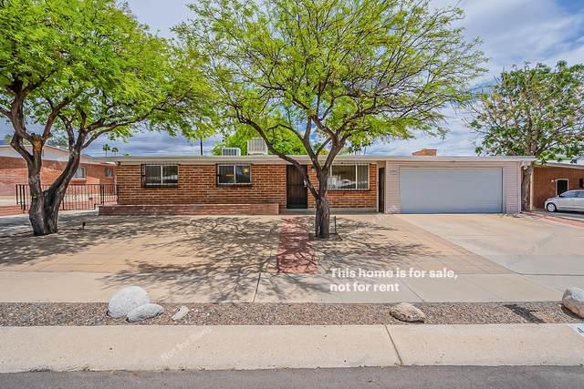 4826 N Los Altos Place, Tucson, AZ 85704 (#22111014) :: Gateway Realty International