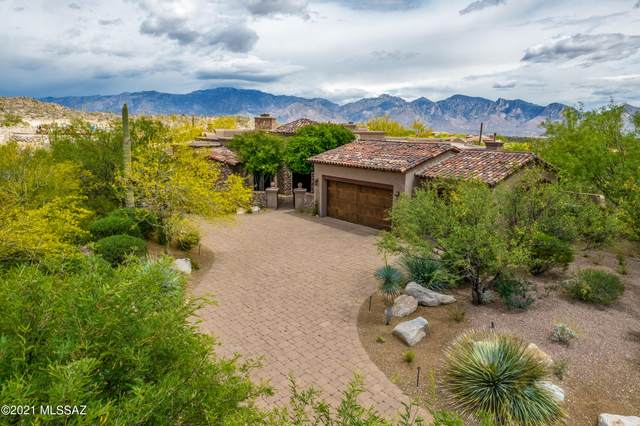 14606 N Granite Peak Place, Oro Valley, AZ 85755 (#22111017) :: Tucson Real Estate Group