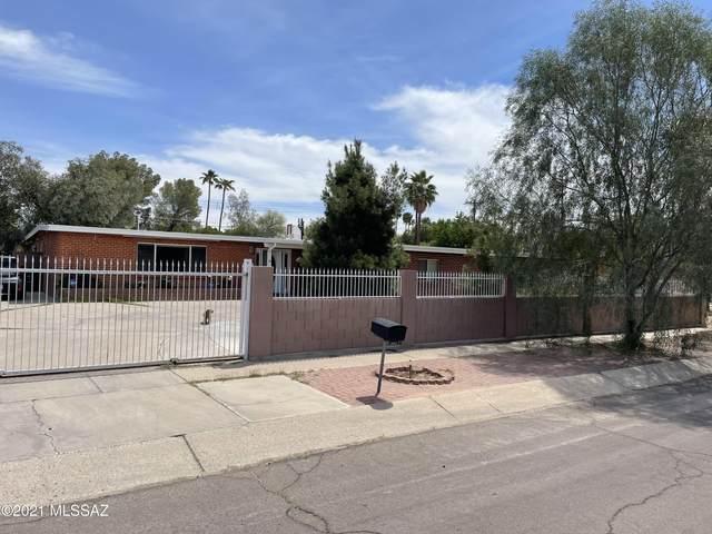 2610 N Swan Road, Tucson, AZ 85712 (#22111028) :: Gateway Partners International