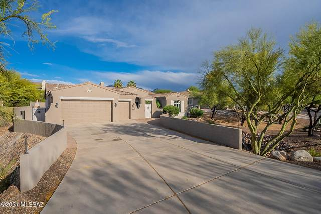 12656 N Piping Rock Road, Oro Valley, AZ 85755 (#22111031) :: Tucson Real Estate Group