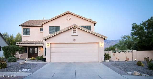 12790 N Bandanna Way, Oro Valley, AZ 85755 (#22111034) :: Long Realty - The Vallee Gold Team