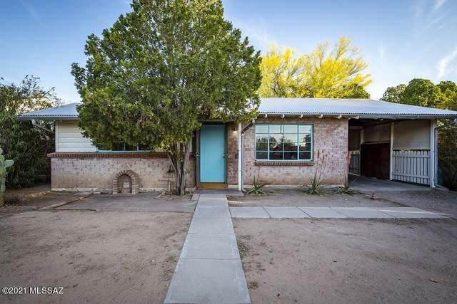2734 E 20th Street, Tucson, AZ 85716 (#22111046) :: Keller Williams