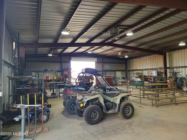 401 N Aacco Trail, Benson, AZ 85602 (#22111050) :: The Dream Team AZ