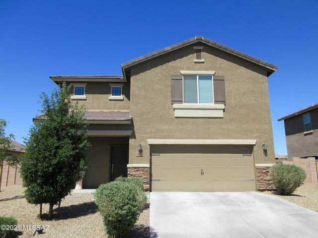 14137 N Stone Pendant Way, Marana, AZ 85658 (#22111058) :: Long Realty - The Vallee Gold Team